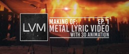 One more article tutorial for lyric video makers with how to make a lyric video guide for 3D